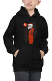 Urban space Monkey Kids Hoodie