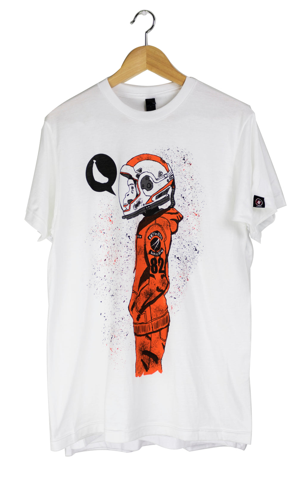 Urban Space Monkey T-Shirt