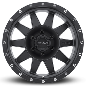 Method Race Wheels MR301 Matte Black