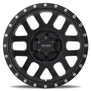 Method Race MR306 Mesh Matte Black