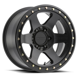 Method Race MR310 Con6 Matte Black