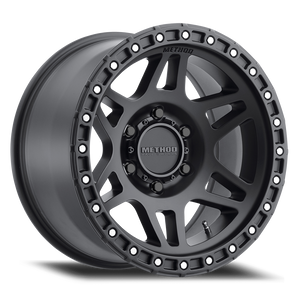 Method Race MR312 Matte Black