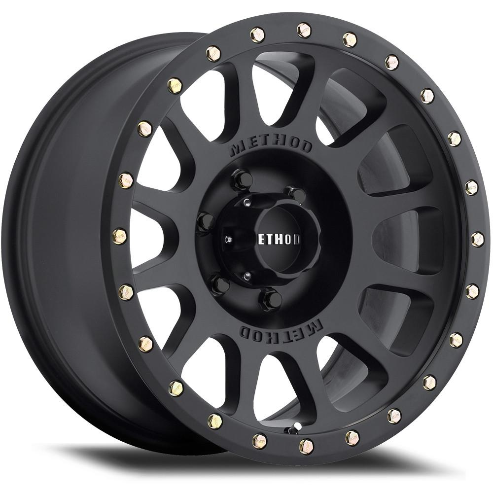 Method Race MR305 NV Matte Black