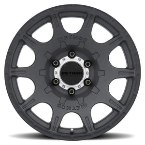 Method Race MR308 Roost Matte Black