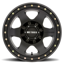 Load image into Gallery viewer, Method Race MR310 Con6 Matte Black 8 lugs