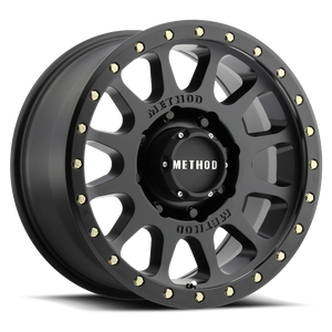Method Race MR305 NV HD Matte Black