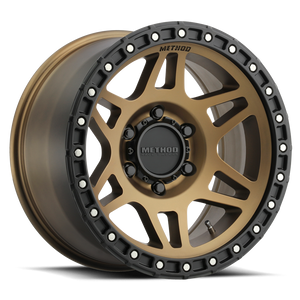 Method Race MR312 Method Bronze Black Street Loc