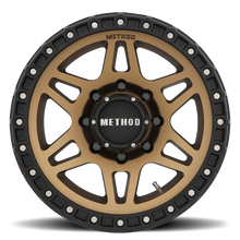 Load image into Gallery viewer, Method Race MR312 Method Bronze Black Street Loc 8 lugs