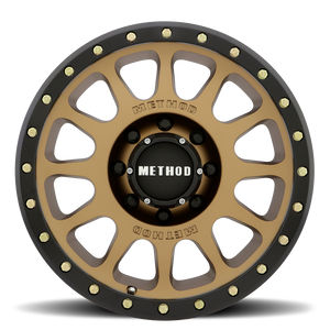 Method Race MR305 NV HD Method Bronze