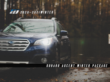 Load image into Gallery viewer, Subaru Ascent Winter Package