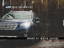 Load image into Gallery viewer, Subaru STi Winter Package