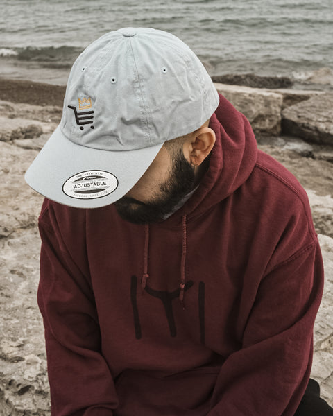 Unisex Sultan Bazar Edition Dad Hat (Flat Embroidery)