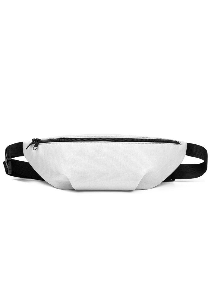 White Hip/Fanny Pack