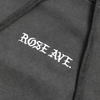 Rose Ave Distressed Hoodie
