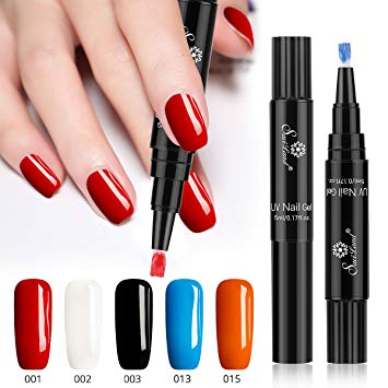 Long-Lasting One-Step Easy Nail Polish Pen - 40% OFF TODAY
