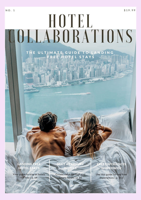 HOTEL COLLABORATIONS EBOOK