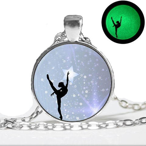 Glowin' in the Dark - Necklace