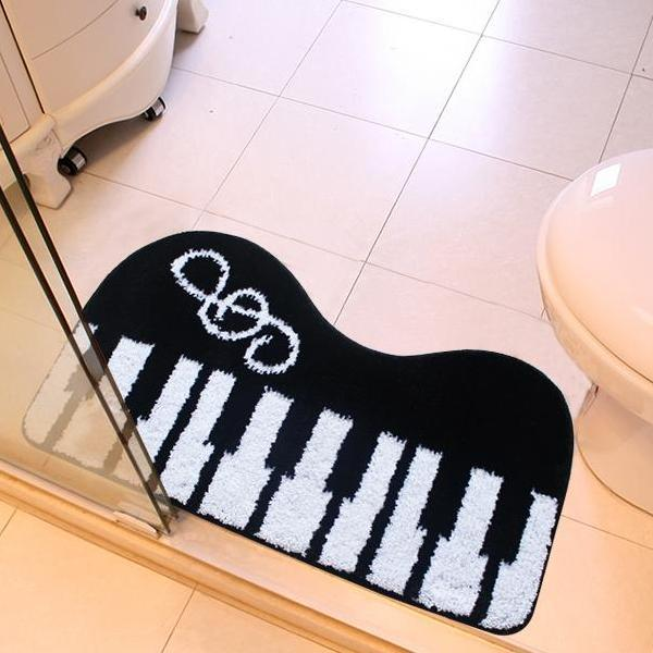 Piano Doormat - Bflat Cat Store