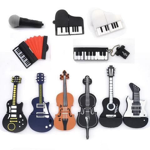 Musical Instruments USB Flash Drive