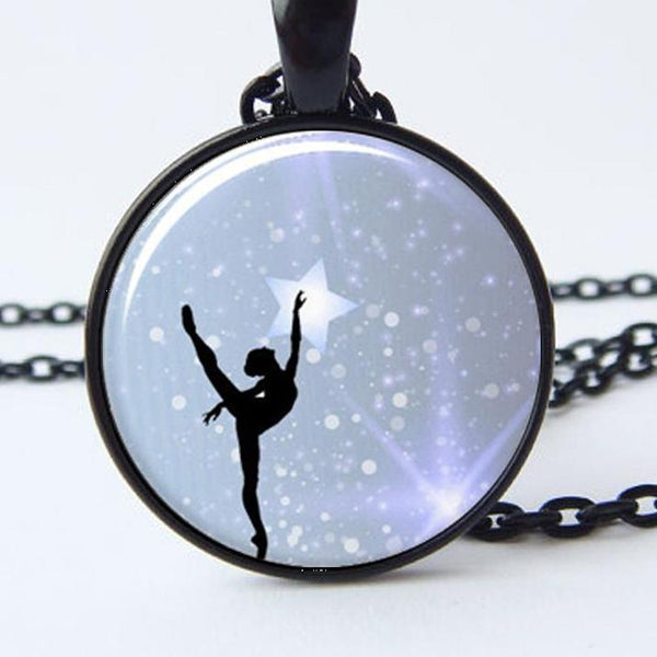 Glowin' in the Dark - Necklace - Bflat Cat Store