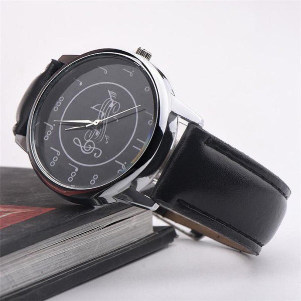 Quartz Musical Watch - Bflat Cat Store