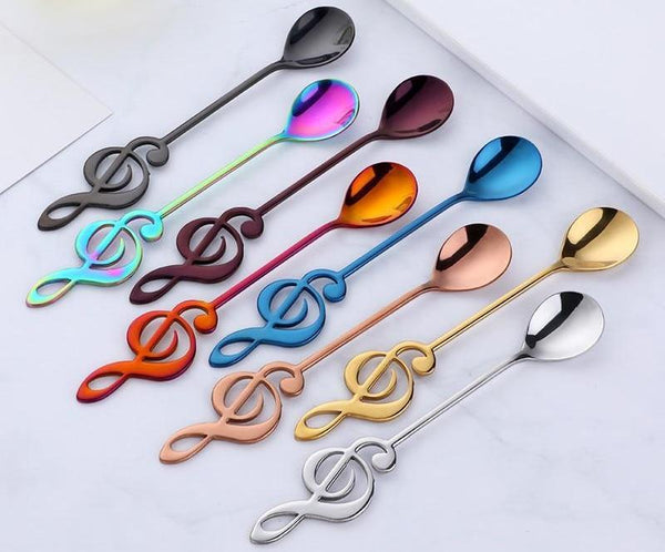 Over the Rainbow Spoon - Bflat Cat Store