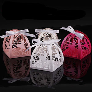 Ballerina Candy Boxes - 50pcs/pack! - Bflat Cat Store