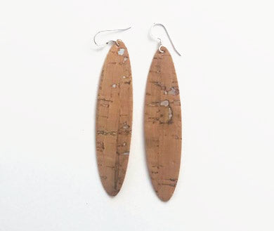 Cork and Silver Speck
