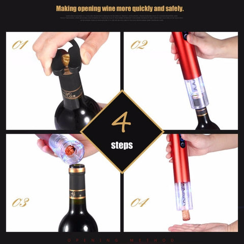 Image of Electric Wine Opener