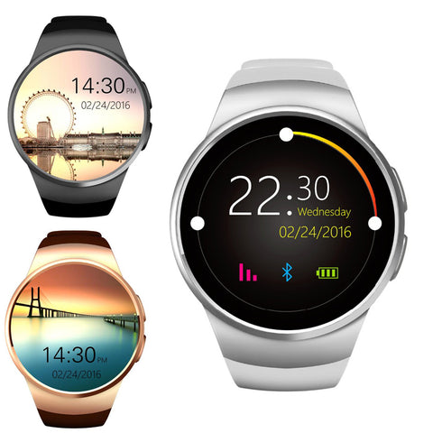 Image of Smart Sport Bluetooth Watch - Full HD Screen, Sim Card, TF Card - Android + IOS Apple