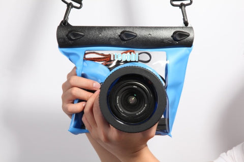 Image of Universal Underwater Diving Camera Case GQ-518M