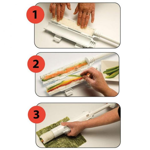 Image of Sushi roll bazooka