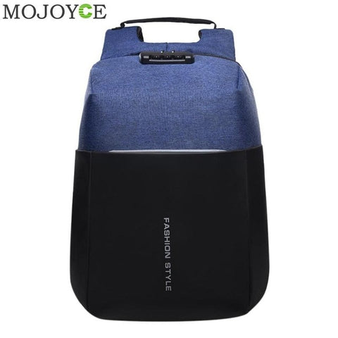 Image of Theft Proof USB Charging Backpack