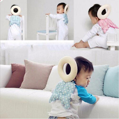Adorable Baby / Toddler Head Protection Pads