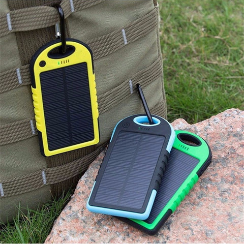 Image of Solar Battery Powerpack