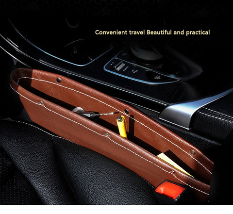 Image of Car Seat Catcher and Space Organizer