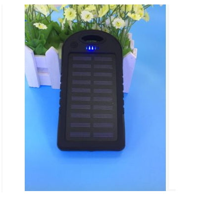 Solar Battery Powerpack