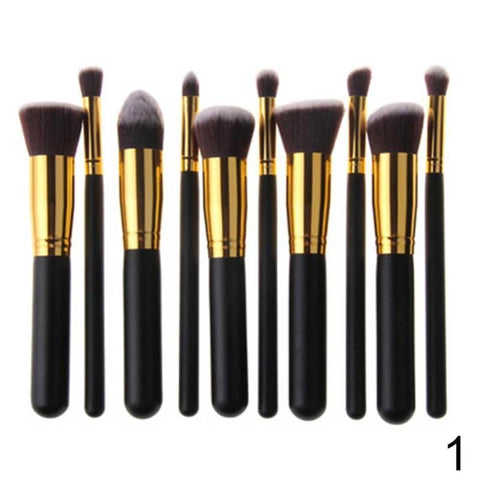 Image of Makeup Brushes - Pro Series