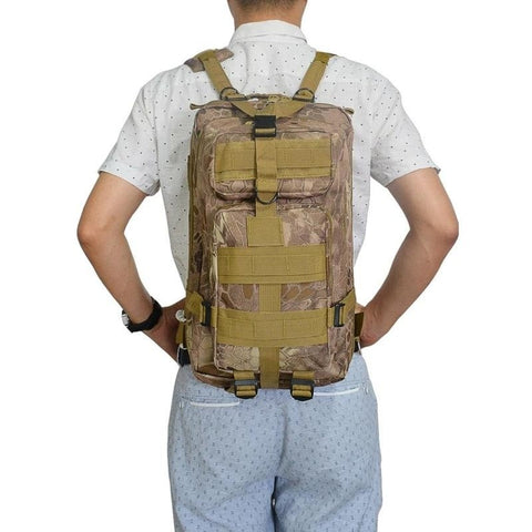 Image of The Ultimate Tactical Backpack