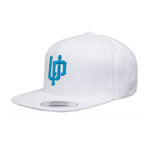UP Logo Snapback Blue Thread
