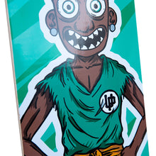 Load image into Gallery viewer, Hopsin Orange White Skatedeck