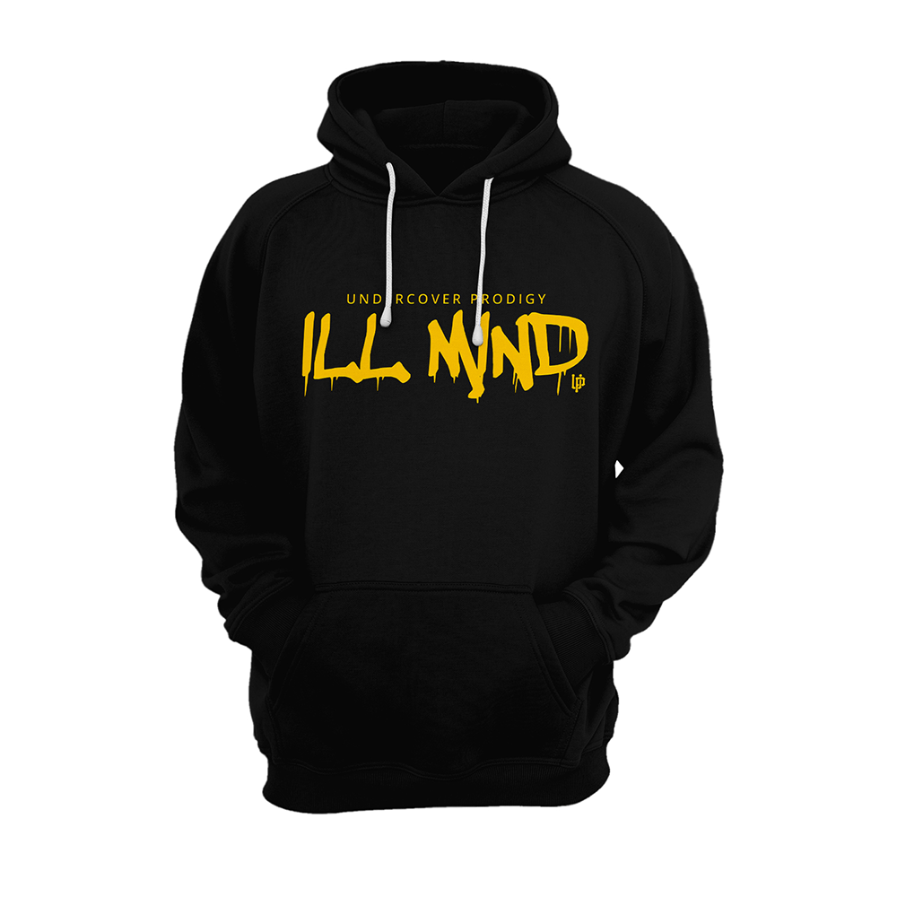 An image of the Ill Mind Drip hoodie.