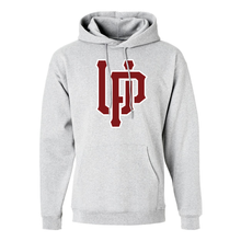 Load image into Gallery viewer, Maroon UP Logo Hoodie