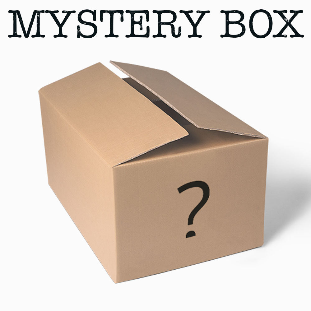 MYSTERY BOX - 4 Items for $40