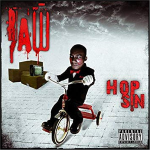Hopsin Raw Hard Copy CD