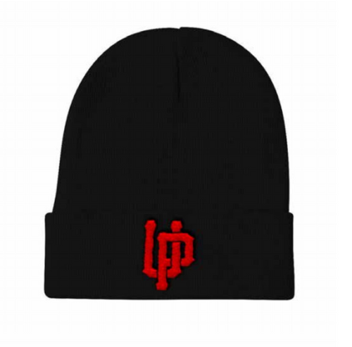 Red UP Logo Beanie