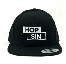 Load image into Gallery viewer, Hopsin Logo Snapback