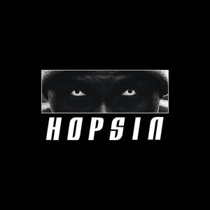 Hopsin Eyes 2017 Black T-shirt