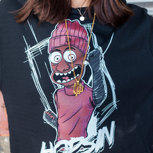 Load image into Gallery viewer, Hopsin Red Short Sleeve Hoodie