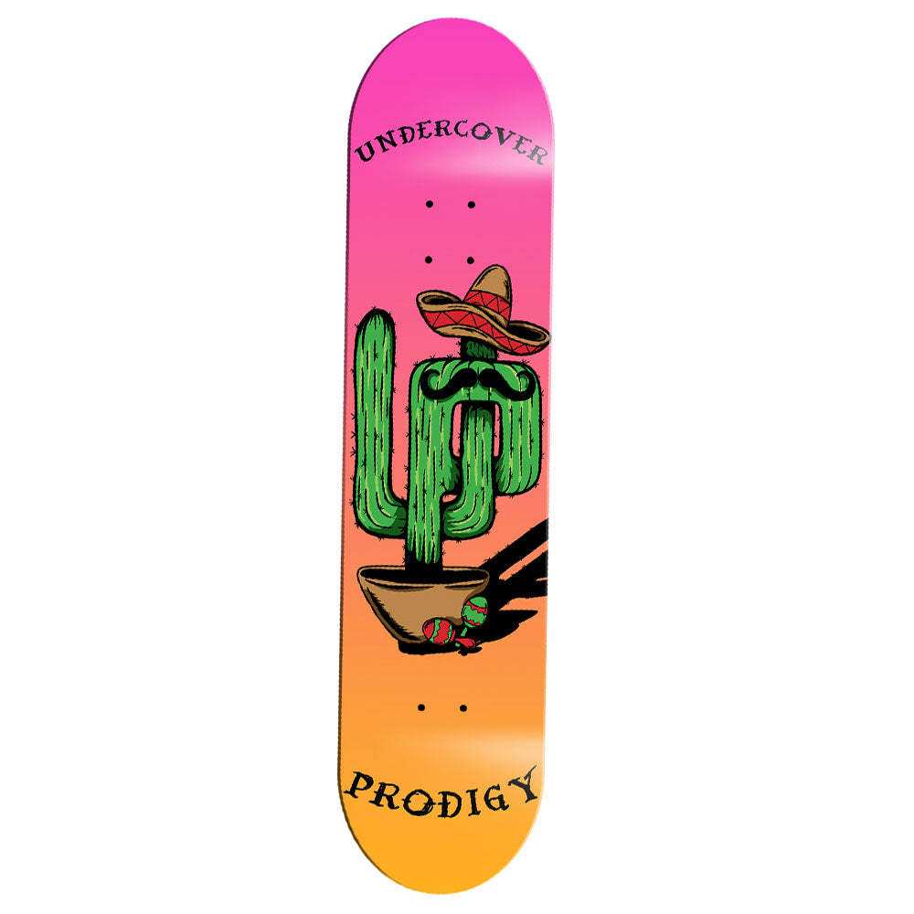 An image of the U.P. cactus skate deck from Hopsin.
